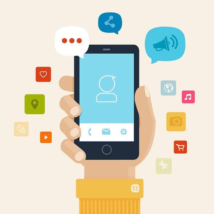 разработка дизайна мобильного приложения