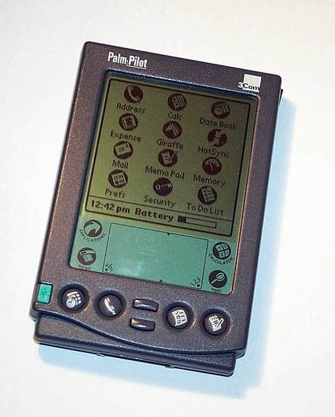 Palm Pilot Professional