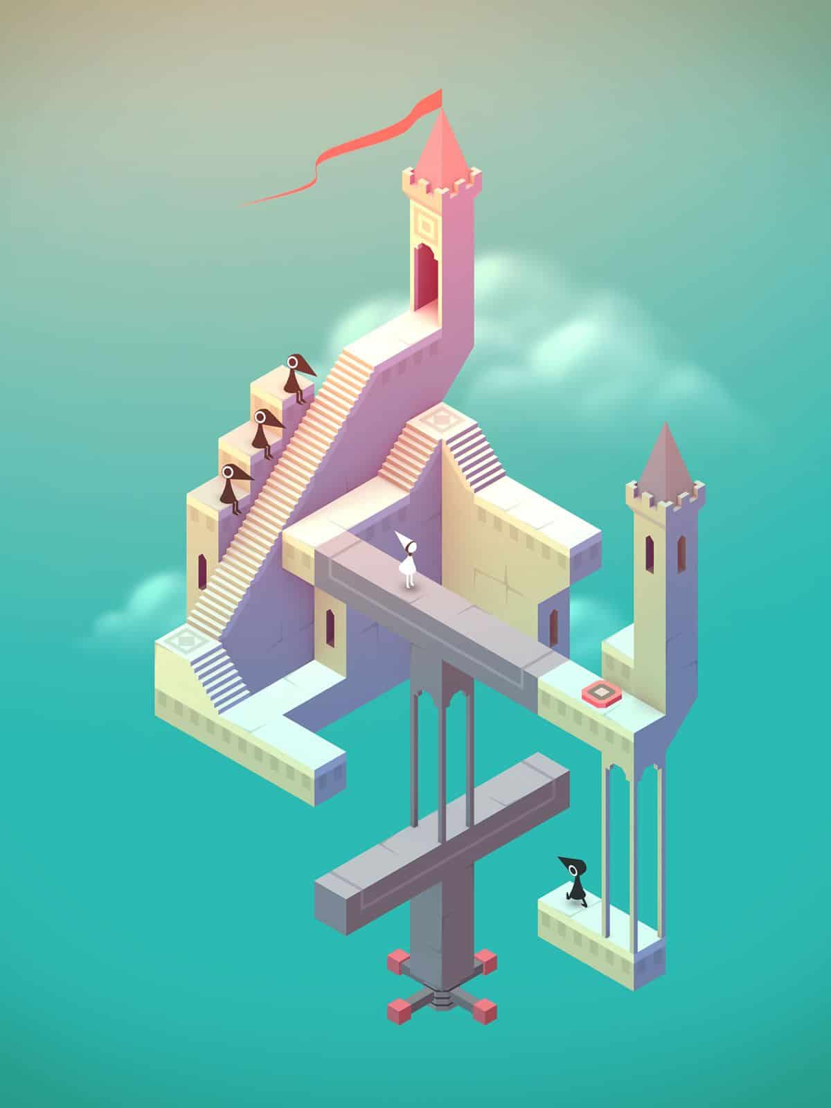 Beautiful puzzle game that helps increase mindfulness through finding different solutions