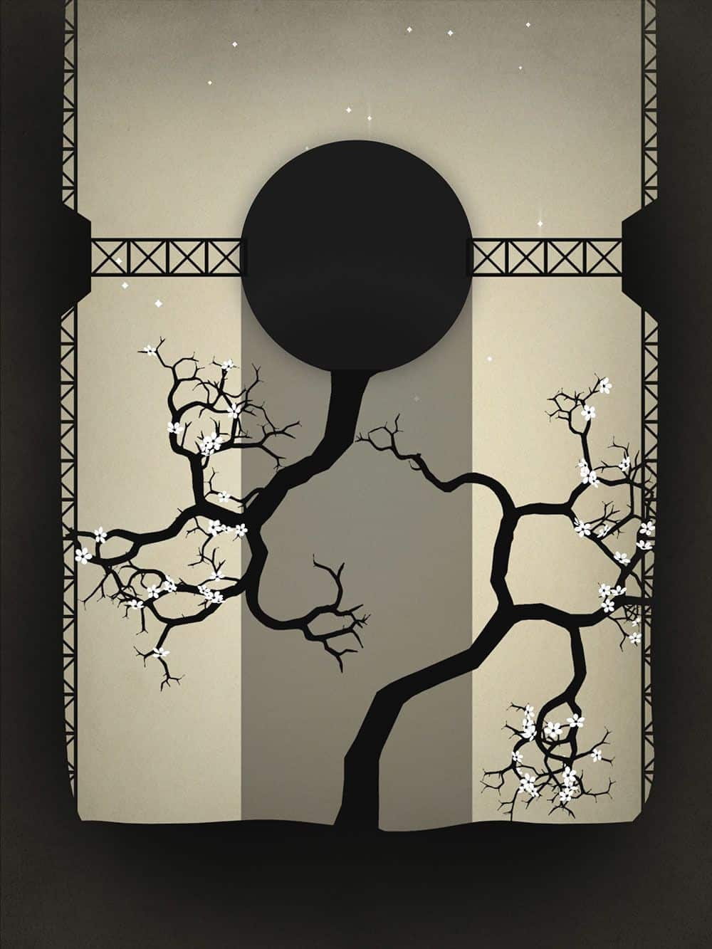 Not only does the app design of Prune amazes users, the music also produces zen-like sensations