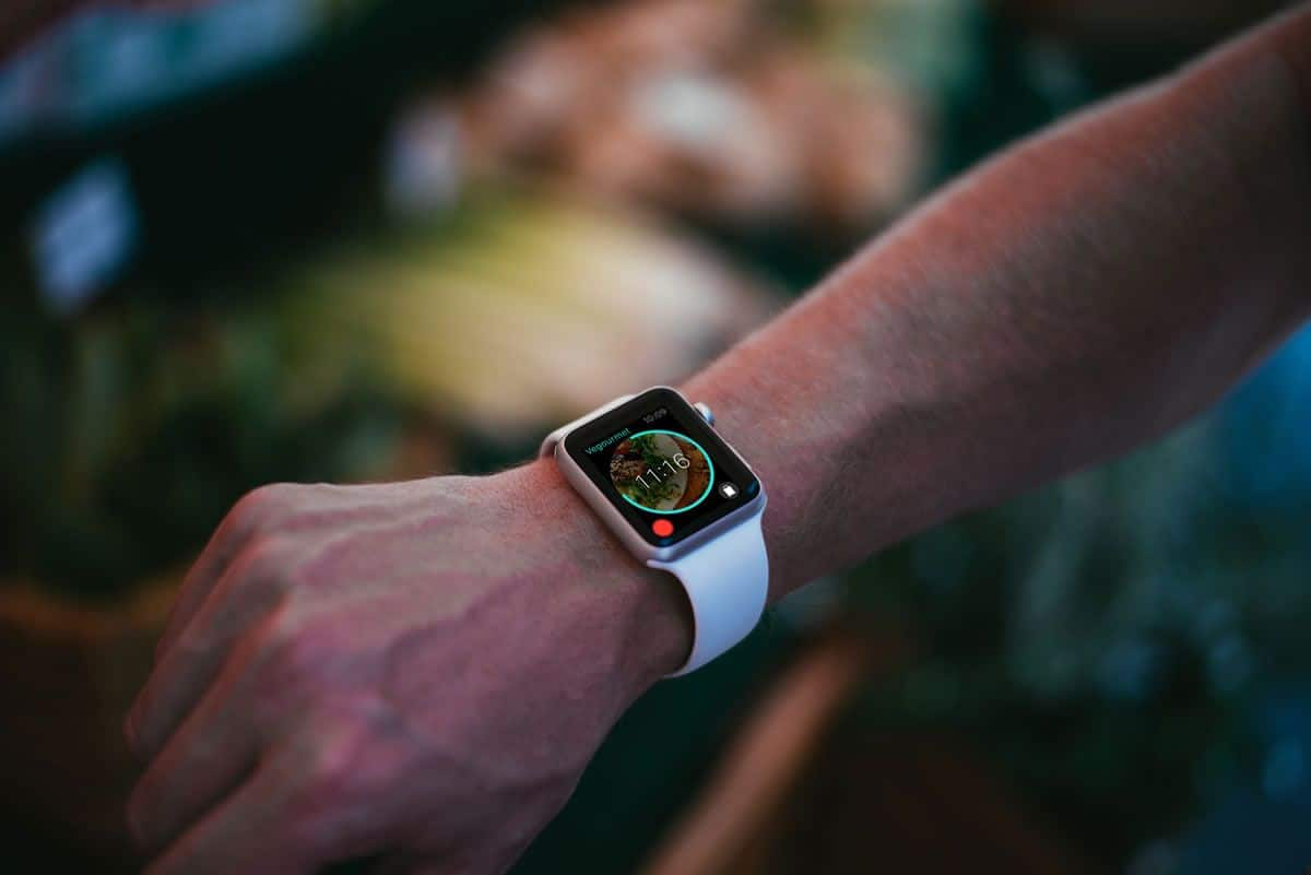 The app design is also well adapted to the tiny screen of the Apple Watch