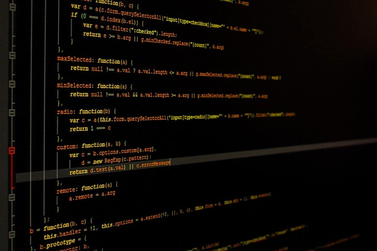 Lines of code, from web development to mobile app development