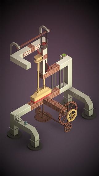 Screenshot of beautifully designed app Dream Machine game.