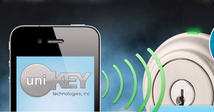 A photo UniKey one of many successful tech startups from Shark Tank.