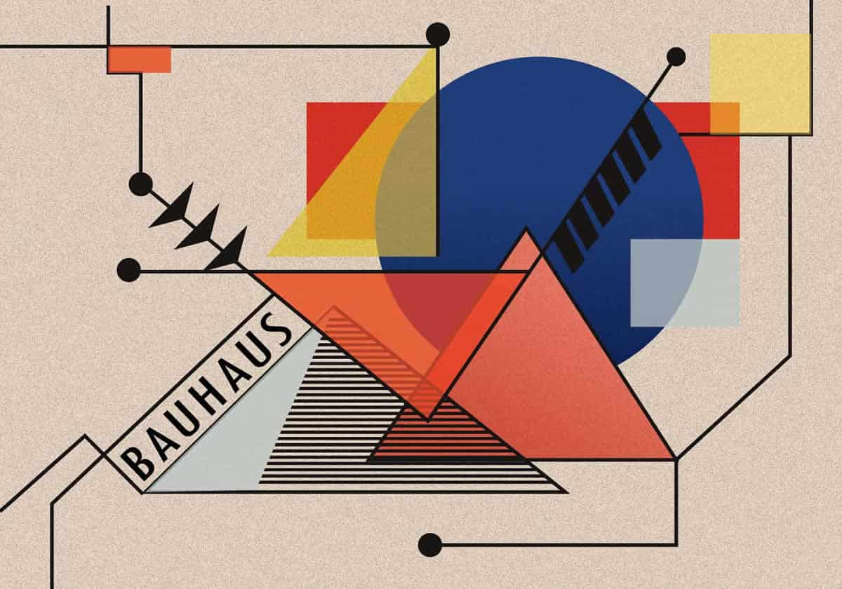 A photo of Bauhaus, a good design movement.