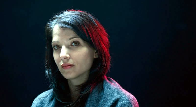 An image of Gail Bichler, a top female designer