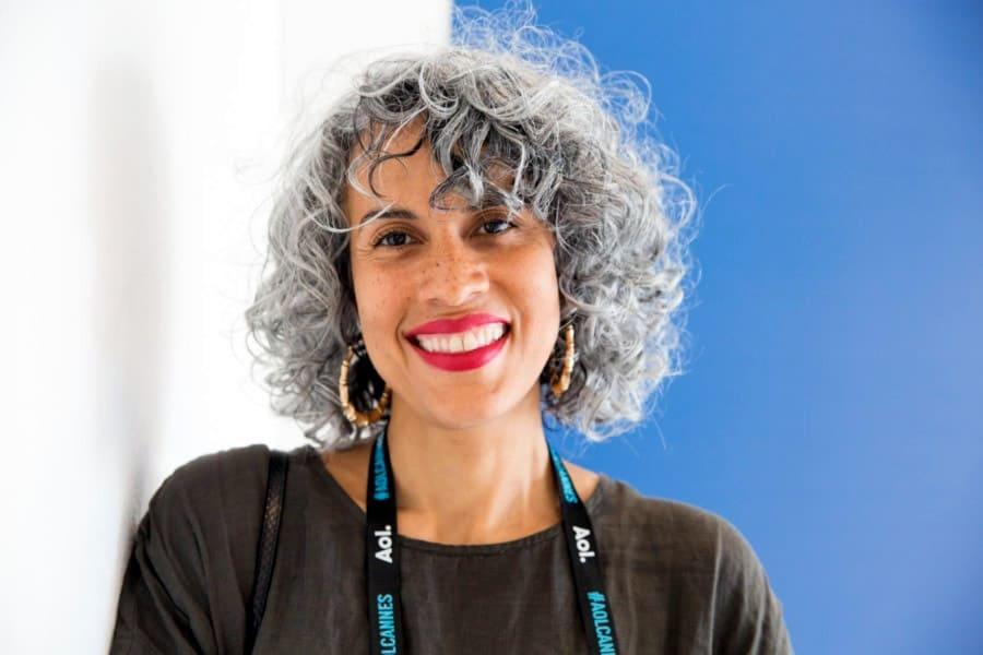 An image of Mimi Valdés, a top female designer