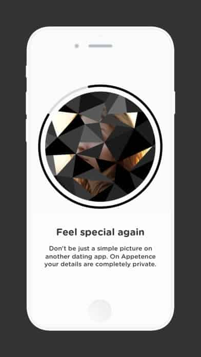 A photo of Appetence, Top 10 Mobile App UI of May 2017