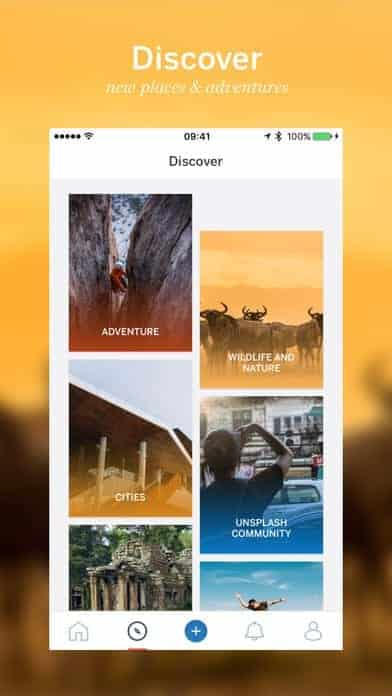 A photo of Trips by Lonely Planet, Top 10 Mobile App UI of August 2017