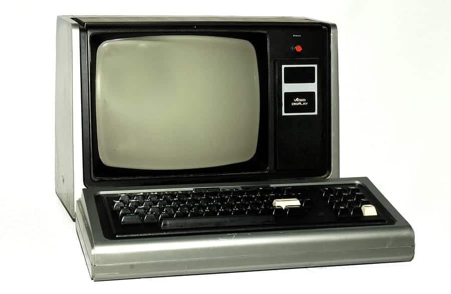 An early personal computer.