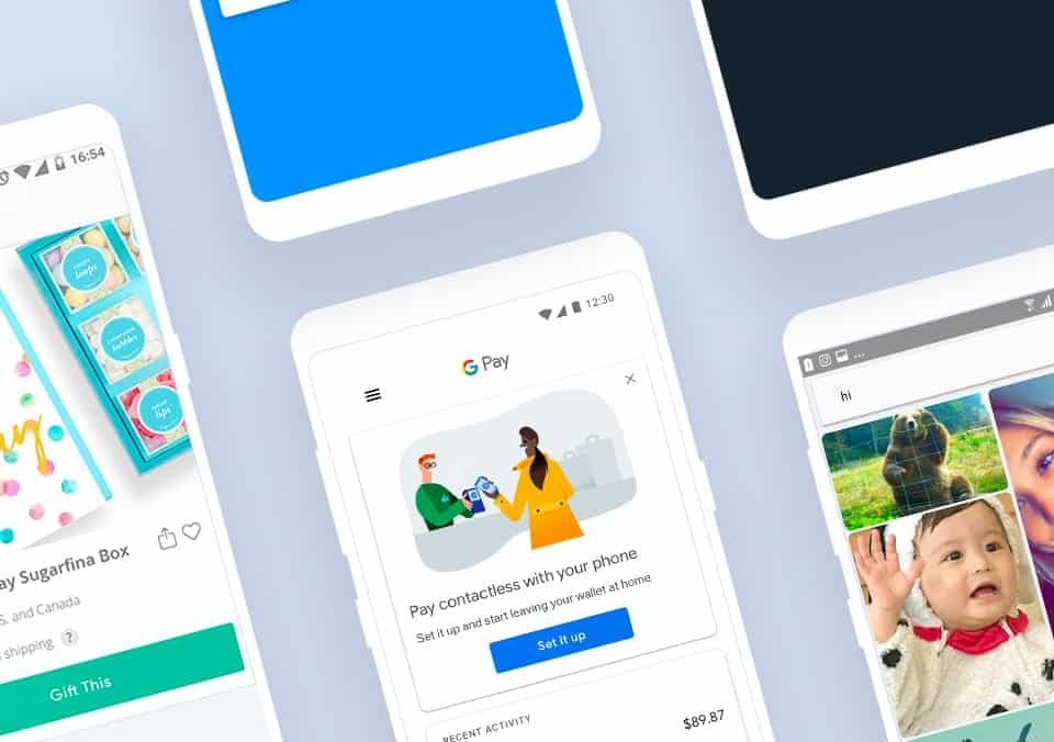 Top 5 Mobile App Designs of May 2018