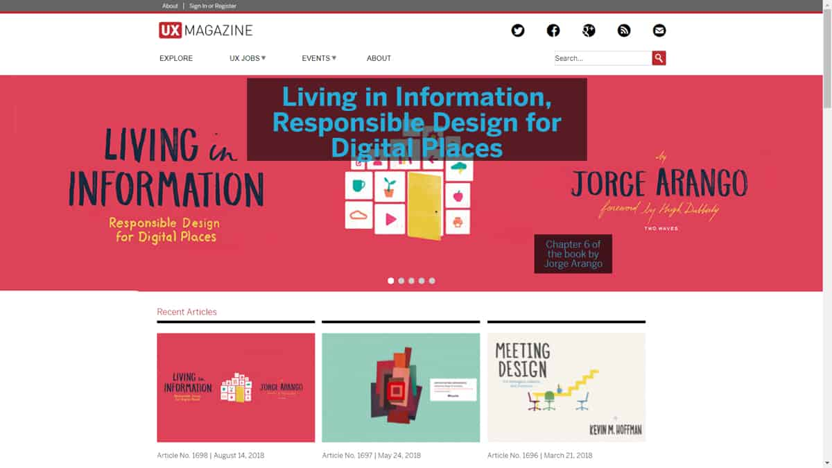 9 Sources Of Design Inspiration Proto Io Blog