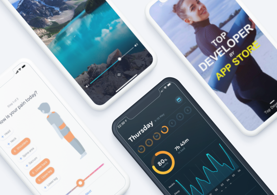 Top 5 Mobile App Designs of September 2019