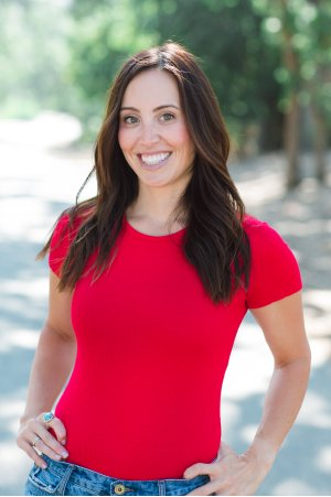A photo of entrepreneur Brianna Rooney.