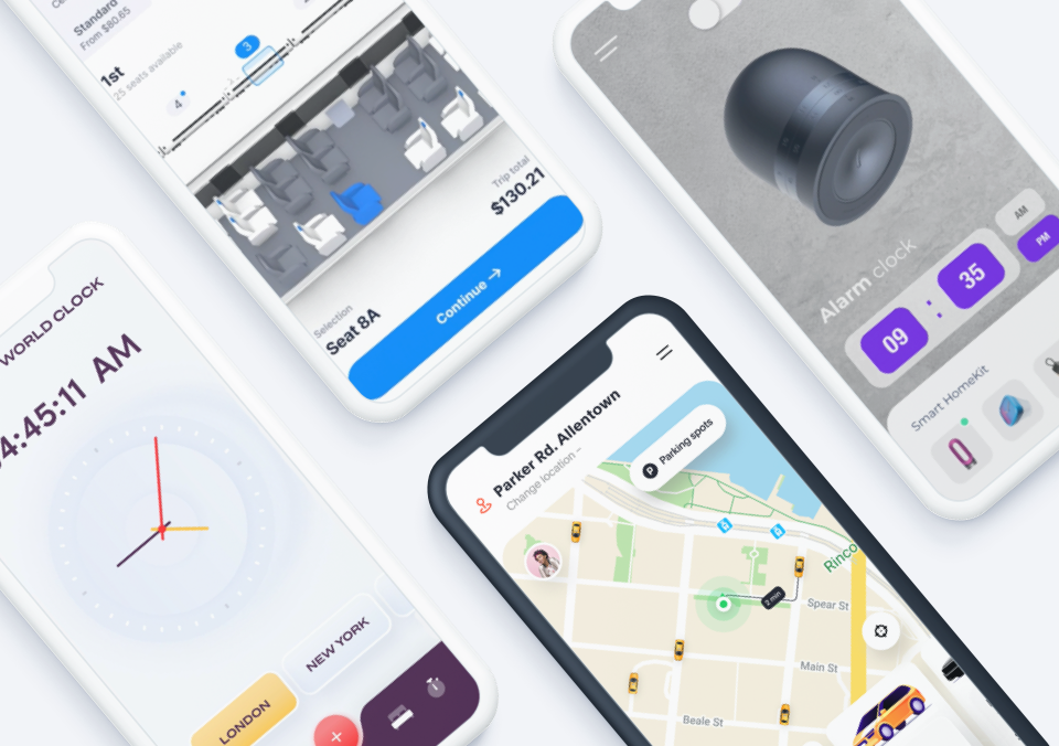 Top 5 Mobile Interaction Designs of September 2020