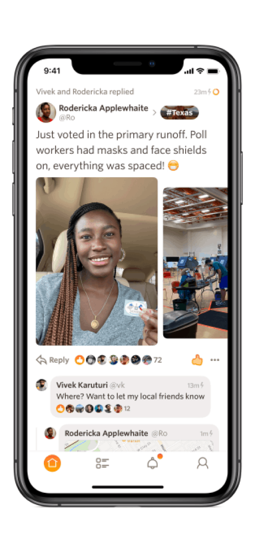 A photo of Telepath, Top 5 Mobile App Designs of Spring 2021
