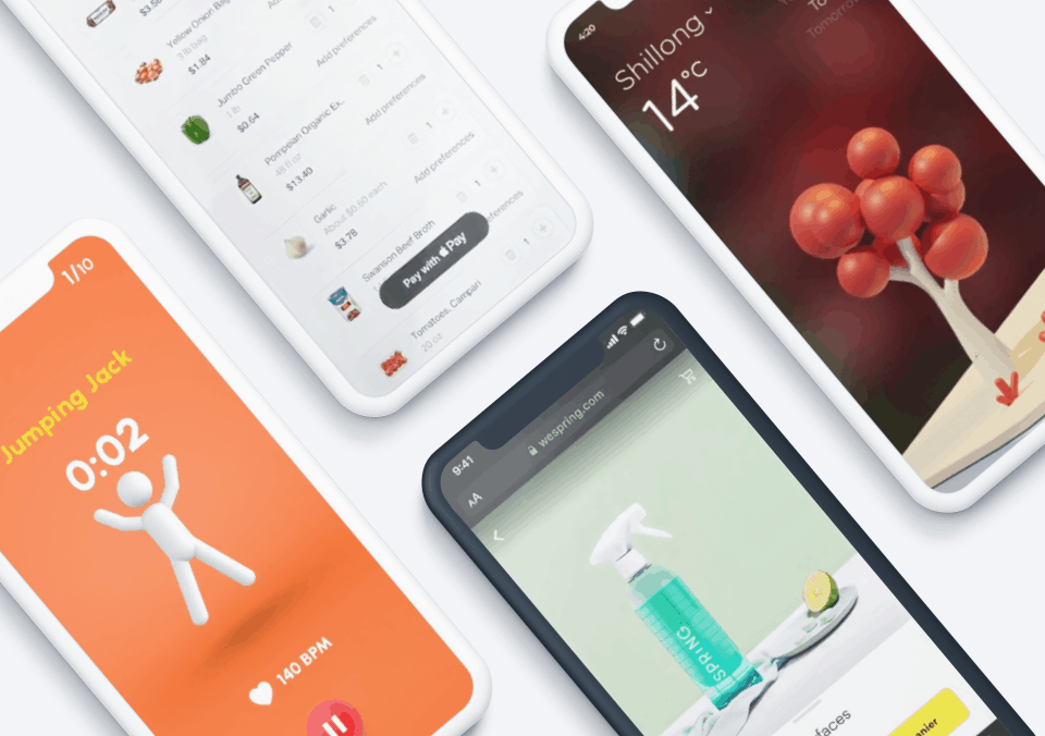 Top 5 Mobile Interaction Designs of September 2021